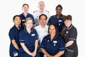 Royal Free infection control nursing team