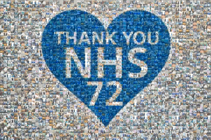 72 years of our NHS | News | News & Media | The Royal Free