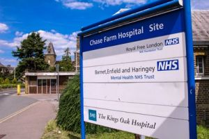 Chase Farm Hospital site to be redeveloped