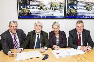 Contract to build new Chase Farm Hospital signed