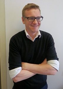 Jonathan Knowles, consultant laparoscopic emergency and colorectal surgeon