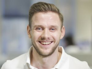 James, senior musculoskeletal physiotherapist