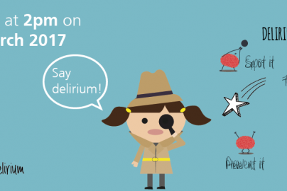 Say Delirium web chat