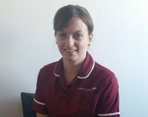 Robyn Morris - clinical practice educator