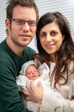Royal Free Hospital welcomes New Year's Day babies