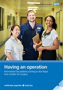 Before your day surgery | Day surgery | For patients, carers
