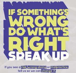 Speaking Up C