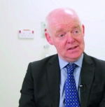 60 seconds with Dr John Connolly