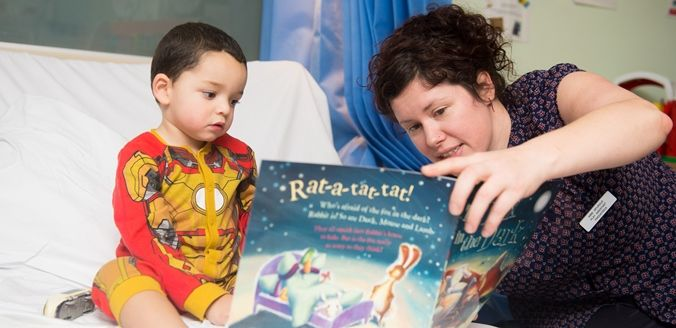 Children's services | Services A-Z | Services | The Royal Free
