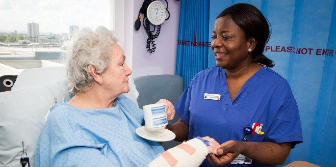 Patient experience | For patients, carers and visitors ...