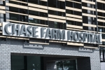 Closure of multi-storey car park entrance at Chase Farm Hospital - 25 and 26 August