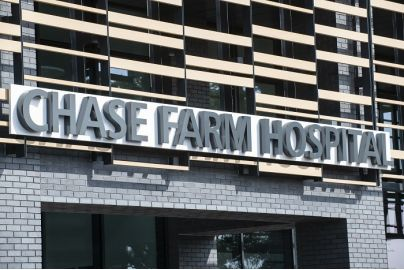 Chase Farm Hospital redevelopment